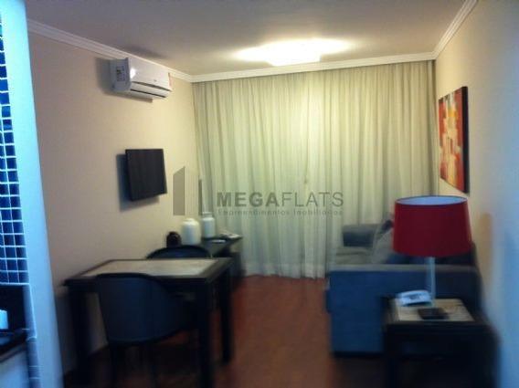 00932 - Flat 1 Dorm, Itaim Bibi - São Paulo/sp - 932