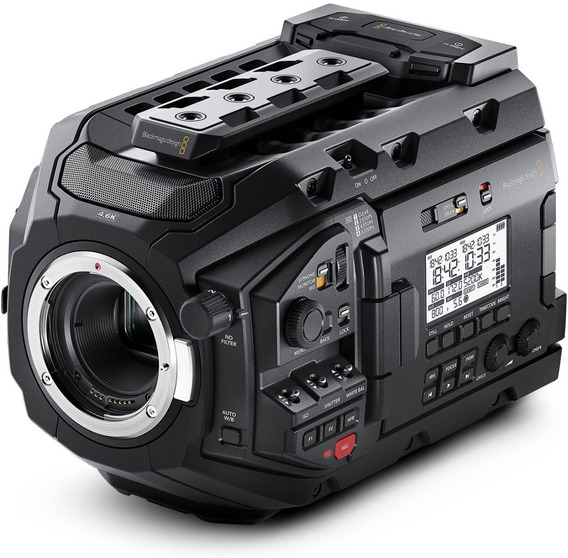Blackmagic Camera Mini Ursa 4,6k Ef Corpo