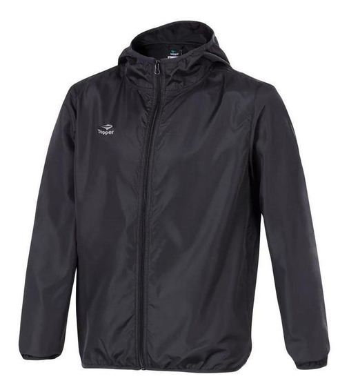 Topper Campera Hombre - Rompeviento Mns Open