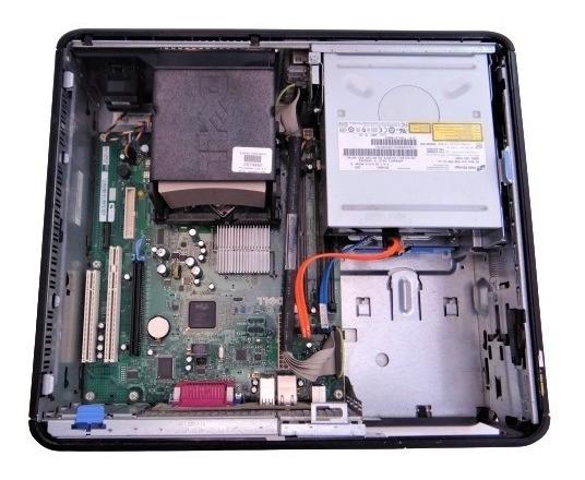 Cpu S/ Fonte Dell Opitplex 745 Core 2 Duo 320gb Hd 2gb Ddr2