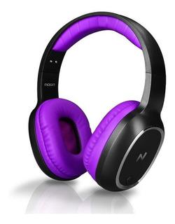 Auricular Bluetooth Violeta Noga Ng-bt469 Castelar