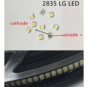 Led Smd 2835 Backlight Tv Lg 3.0-3.6v 1w Lote Com 500 Peças