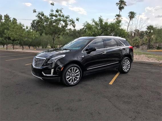 Cadillac Xt5 Platinum 2017 Awd