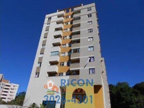 Apartamento A Venda No Bairro Anita Garibaldi Em Joinville - - 239-1