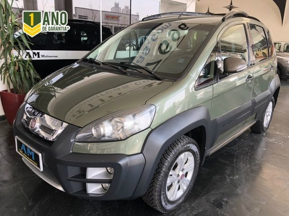 Fiat Idea Adventure 1.8 16v Flex, Nzo1773