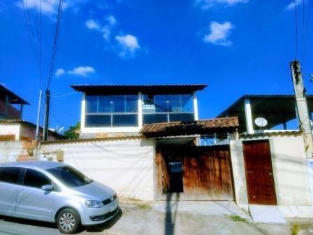 Casa Em Laranjal, São Gonçalo/rj De 75m² 2 Quartos À Venda Por R$ 310.000,00 - Ca427852