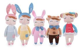 Bonecas Angela Metoo Dolls Original 5 Bonecas + Sacola