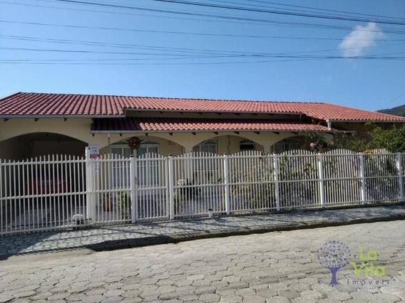 Casa À Venda, Permuta Na Praia De Gravatá, Com 2 Dormitórios Sendo 1 Suite Totalmente Mobiliada - Navegantes Sc - Ca0386