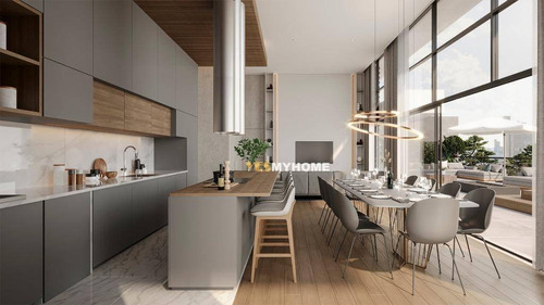 Apartamento Com 3 Dormitórios À Venda, 107 M² Por R$ 1.310.262,00 - Bigorrilho - Curitiba/pr - Ap3876