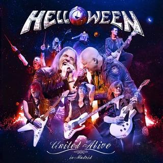 Helloween United Alive 2 Blu-ray
