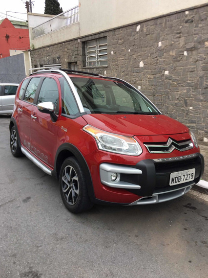 Citroën Aircross 1.6 16v Exclusive Atacama Flex Aut. 5p 2014