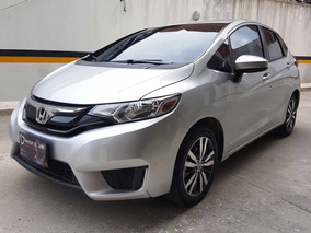 Honda Fit Ex Automatico Modelo 2015