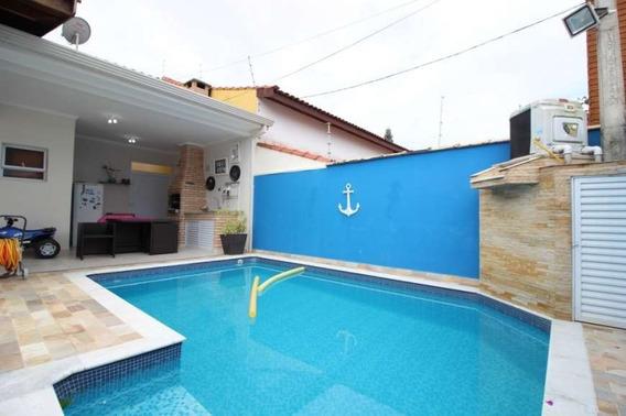 Casa Com Piscina Em Peruibe