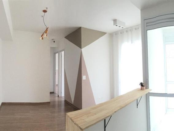 Apartamento Residencial À Venda, Vila Nivi, São Paulo. - Ap1077 - 33599630