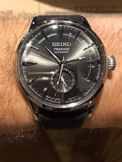 Relógio Seiko Presage Cocktail Time Ssa345j1 Power Reserve
