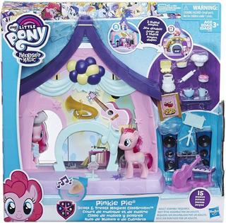 My Little Pony Clase De Musica Y Postres Pinkie Pie Hasbro
