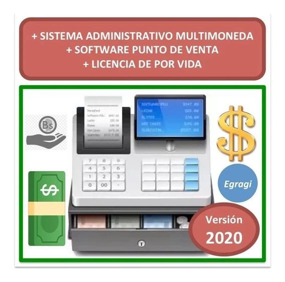 Sistema Administrativo Multimoneda Facturación Inventario