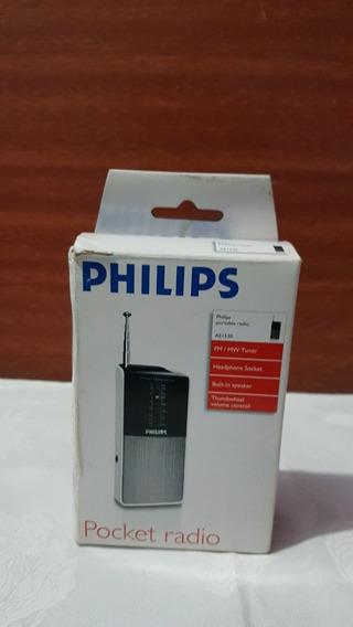 Radio Philips Pocket Modelo Ae 1530