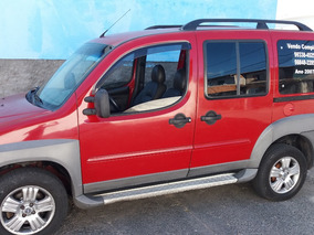 Fiat Doblo 1.8 Adventure Try On Flex 5p