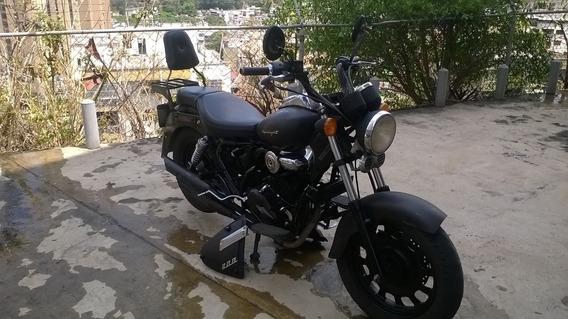 Moto Clásica Segunda Guerra Superligt 200