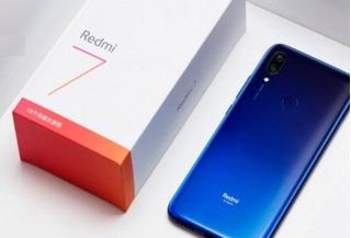Smartphone Xiaomi Mi Redmi 7 32gb 3gb Ram Capa + Película 4g