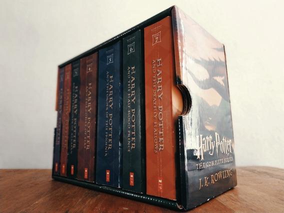 Box Harry Potter Série Completa