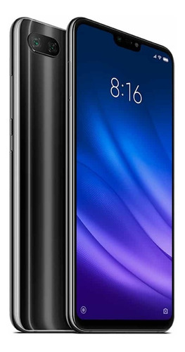 Xiaomi Mi 8 Lite Dual Sim 64 Gb Preto 4 Gb Ram Usado