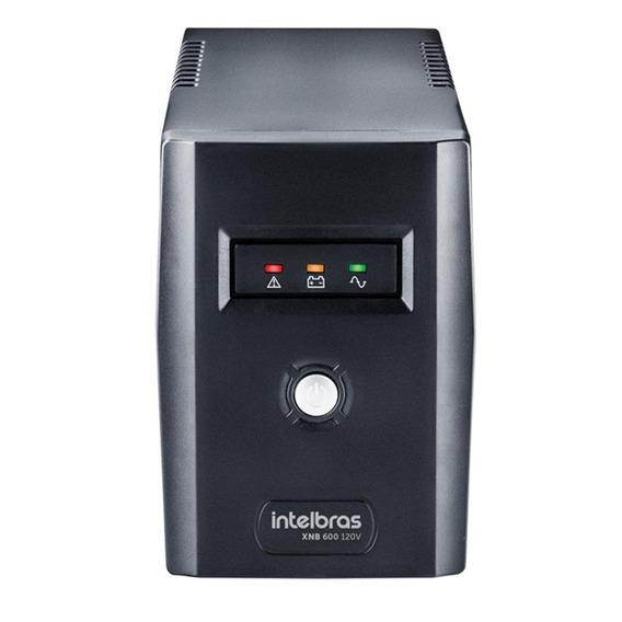 Nobreak Intelbras Xnb 600va 4 Tomadas Entrada/saída 220v