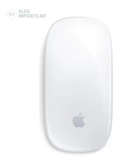 Mouse Tátil Sem Fio Apple Magic 2 Prata Original Mause