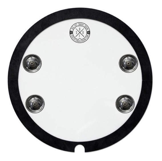 Big Fat Snare Drum Snare-bourine 13 Pulgadas
