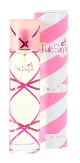 Perfume Pink Sugar Aquolina Made In Italy 100ml Original