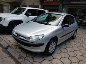 Peugeot 206 Generation 1.4 5p Dissano Clio Gol C3 Fiesta 207