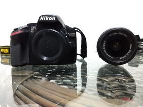 Nikon D3200 + Lente 18-55