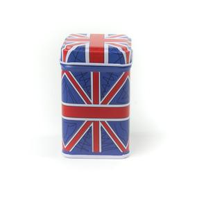 5 Latinhas Bandeira Porta Trecos Decoração Festas Londres