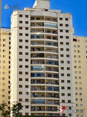 Apartamento Com 3 Dormitórios À Venda, 128 M² Por R$ 960.000 - Santa Terezinha - São Paulo/sp - Ap3324