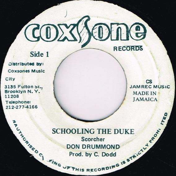 Don Drummond Jet Stream / Schooling Duke Coxson Frete Grátis