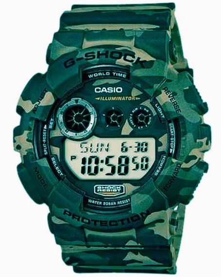 Relógio Cassio G-shock R$ 160,00