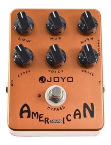 Pedal Simulador De Amp Joyo Jf-14 American Sound - Envio 24h