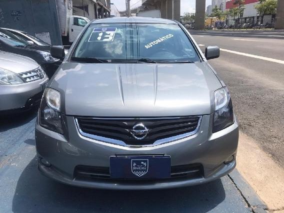 Nissan Sentra S 2.0 Cvt Flex Automático