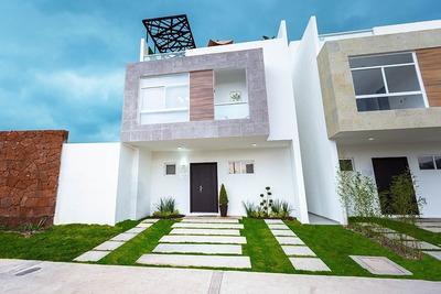 Preciosa, Paseo San Junipero El Refugio, 3 Recámaras, Roof Garden, Jardín, Lujo