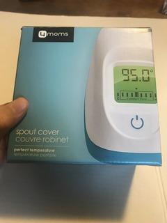 4 Moms Termometro Temperatura De Baño Del Bebé