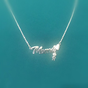 0b9057fbdbd2 Collar Para Mama Plata - Joyas y Relojes en Mercado Libre México
