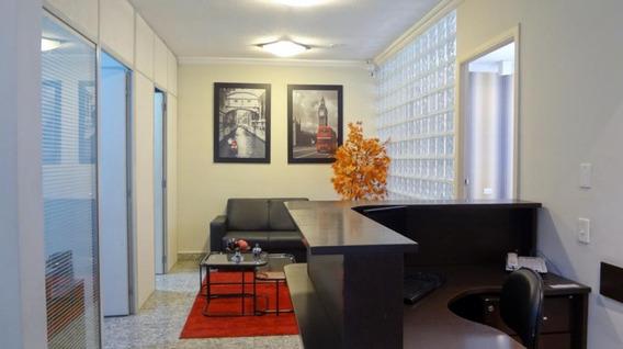 Sala Para Alugar, 75 M² - Jardim Copacabana - São Bernardo Do Campo/sp - Sa4275