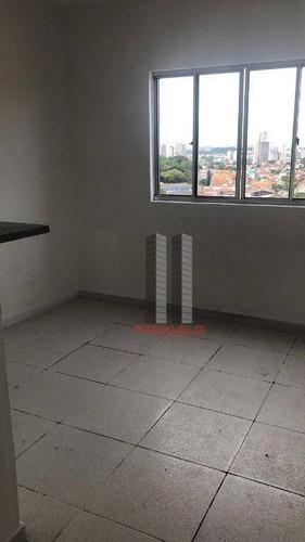 Casa Com 1 Dormitório Para Alugar Por R$ 1.200,00/mês - Mooca - São Paulo/sp - Ca0192