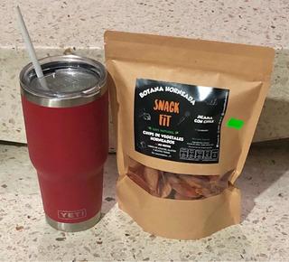 Botana Horneada Snack Saludable Snackfit Dieta - Fitness Gym