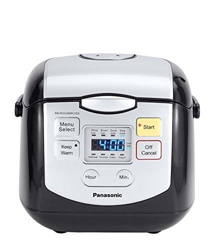 Panasonic Sr-zc075k 4 Copas (sin Cocinar) Cocina De Arroz