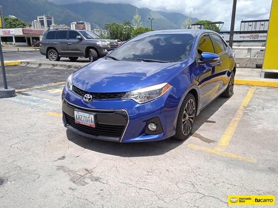 Toyota Corolla S-sincrónico