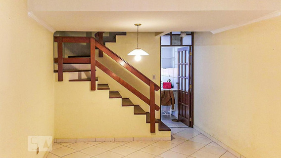 Casa Para Aluguel - Campo Belo, 2 Quartos, 90 - 893121576