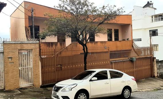 Casa Com 6 Quartos Para Comprar No São Lucas Em Belo Horizonte/mg - 6037