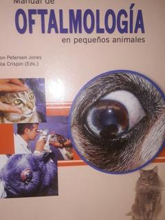Manual De Oftalmología En Pequeños Animales